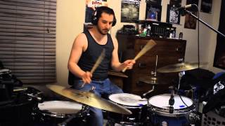 Robert F. Rodriguez - ASAP Rocky Lvl (Drum Cover)