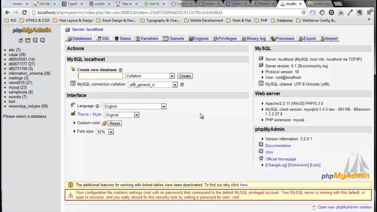 Migrating a MySQL Database to Localhost - YouTube