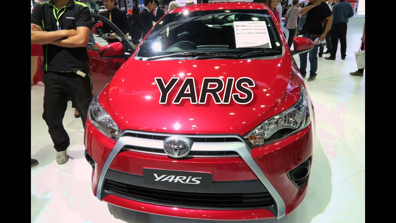 kelemahan new yaris trd sportivo all kijang innova spesifikasi ภาพรถ 43ราคา toyota ในงาน thailand