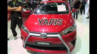ภาพรถ+ราคา Toyota New YARIS TRD Sportivo ในงาน Thailand Bangkok Motor Show 2016
