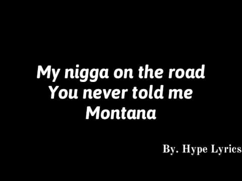 French Montana - Lockjaw Ft. Kodak Black (Lyrics)