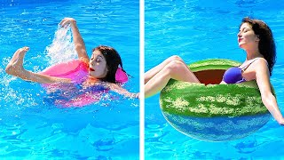 BEST SUMMER HACKS AND TRICKS THAT YOU'VE EVER SEEN