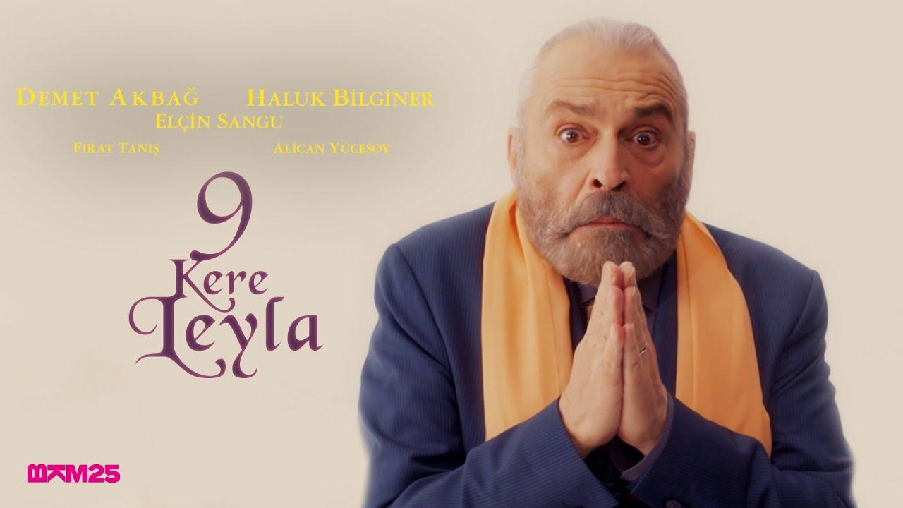 9 Kere Leyla şimdi sadece Netflix'te!