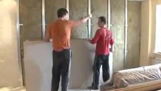 видео Tecsound (Тексаунд) звукоизоляционные мембраны