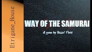 [JdP] Way of the Samurai - Contre Oda [COMPLET]