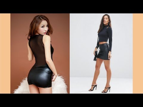 Trend Tight Leather Mini Skirts Today