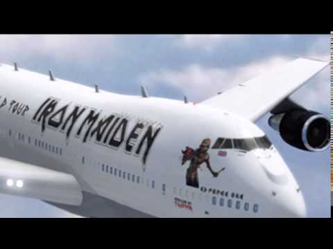Iron Maiden get new jet for tour! - Underoath to play 2 albums live - Godsmack + Rob Zombie dates! - 동영상