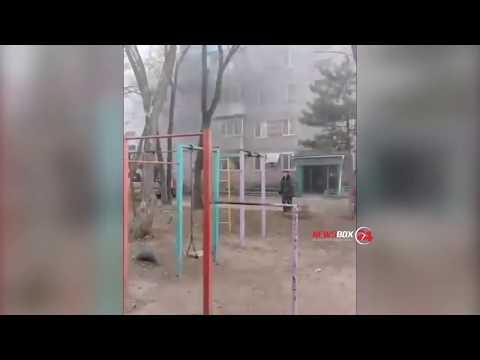 В Партизанске при пожаре погибли молодая женщина и её малолетняя дочь