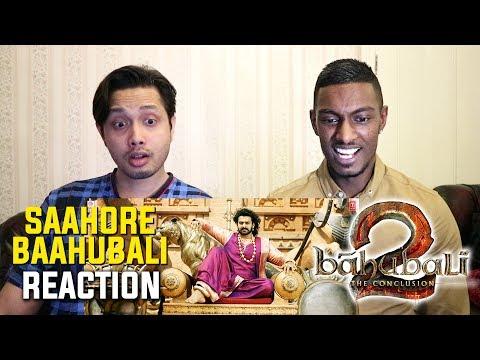 Saahore Baahubali Full Video Song Reaction | Baahubali 2 | Prabhas | Ramya Krishna | By Stageflix