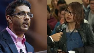 Arrogant Student SNAPS At Dinesh D'Souza, Watch How He Responds