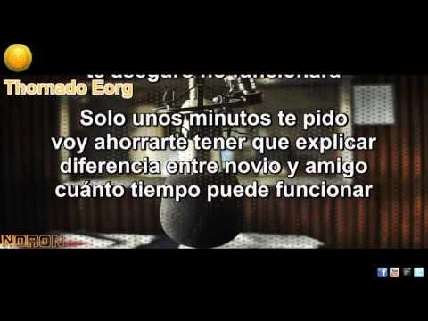 Amargo Adios-Cumbia-Karaoke (Grupo Maravill) 2015 Thornado
