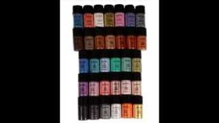 NYX Loose Eyeshadow Pearl   32 colors Thumbnail