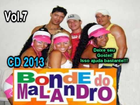 cd bonde do malandro 2011