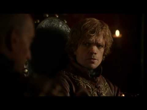 Tyrion Lannister becomming hand of the king