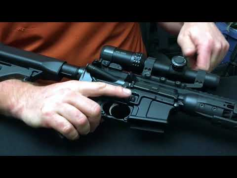 LWRC IC DI Carbine Rifle Review