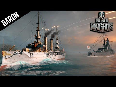 World of Warships FREE Premium Ship!  Albany Goes Ham