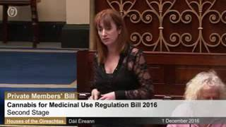 Cannabis for Medical Use Legalised in Ireland