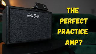 Harley Benton Airborne Go - Wireless Modeling Guitar Amp - Demo/Review