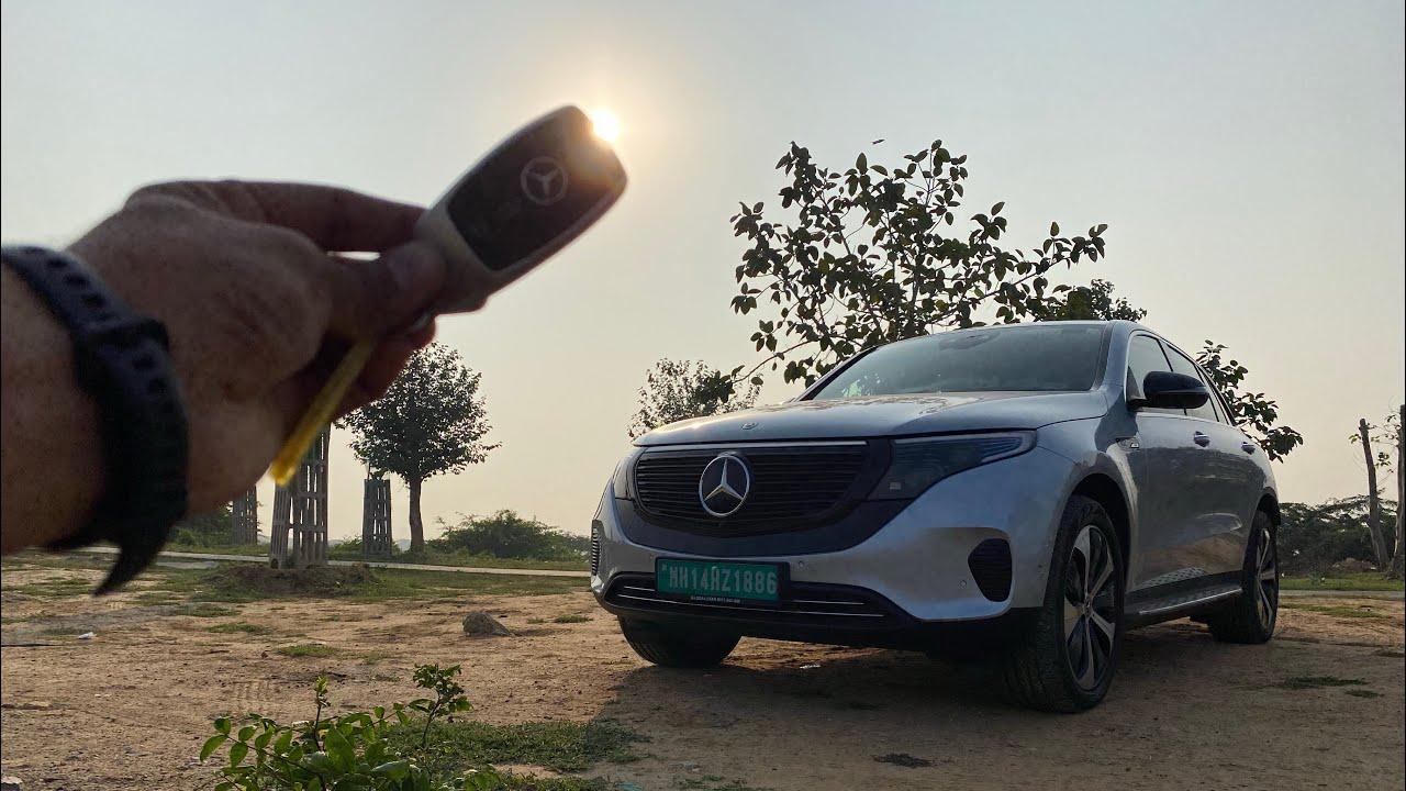 Mercedes EQC 400 Drive Impressions | Gagan Choudhary