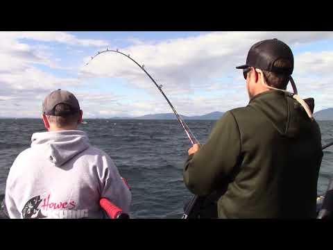Trophy Mackinaw On Montanas Flathead Lake