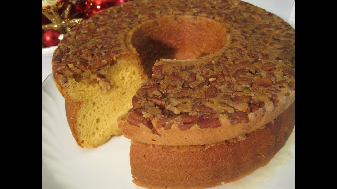 Simple Jamaican Rum Fruit Cake Recipe
