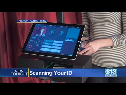 What Information Do Bars Take When They Scan Your ID?
