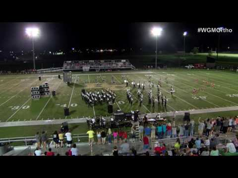 Boyle County Marching Band Halftime Show at the Rebel Bowl