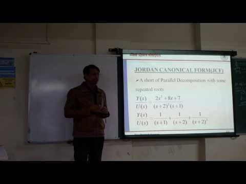 MCS-6: Diagonal & Jordan Canonical Forms