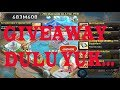 Giveaway 4000 Diamond + Gameplay Jessy Line Let`s Getrich