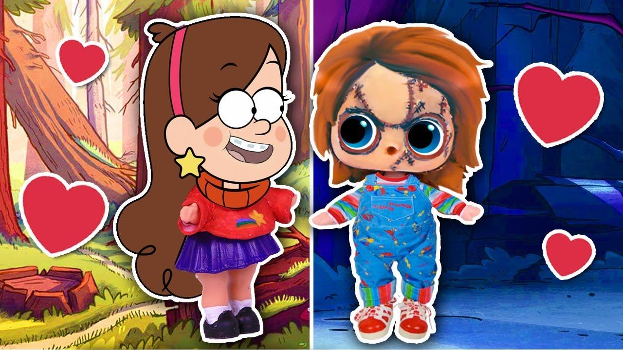 Falls Enamora Chucky Su A Mabel Se En De Visita Gravity ULzVMpqSG