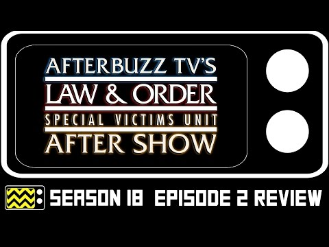 Law & Order: SVU Season 18 Episode 2 Review & After Show | AfterBuzz TV