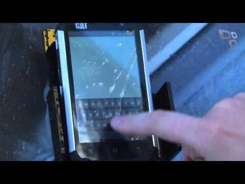 Os celulares da Caterpillar [CES 2014] - Tecmundo