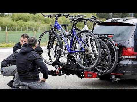 11 Fahrradheckträger im Test 2019 | ÖAMTC