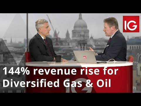 144% revenue rise for Diversified Gas & Oil