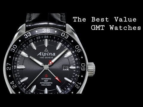 The Best Value GMT Watches