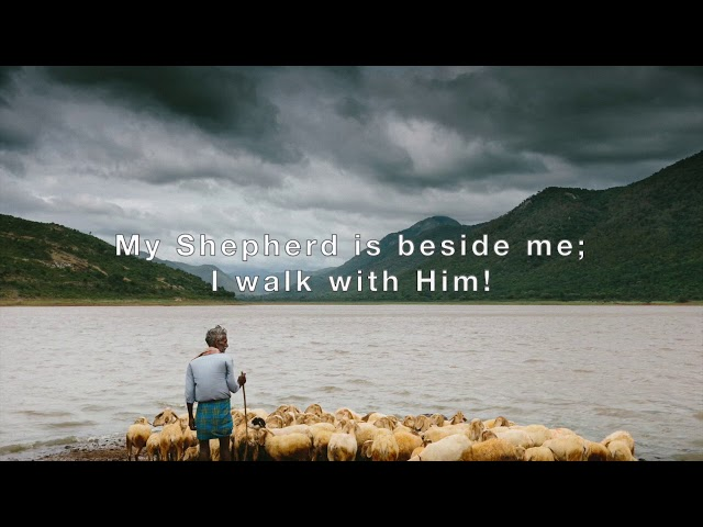 I Walk WIth Him