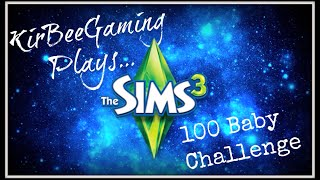 The Sims 3: 100 Baby Challenge (Part 6)