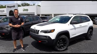 Is the 2019 Jeep Cherokee Trail Hawk the BEST off road CUV value?