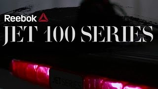 Introducing the Reebok Jet 100 Series Treadmill