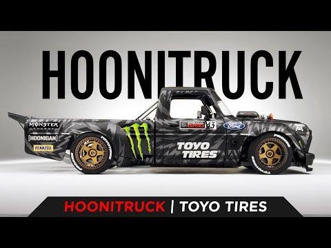 PRESENTING: KEN BLOCK'S HOONITRUCK | TOYO TIRES