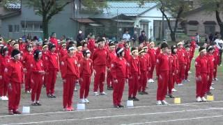 横手市立雄物川北小学校運動会