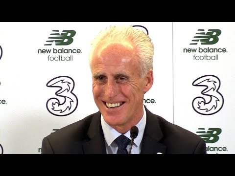 Mick McCarthy Is Unveiled As The New Republic Of Ireland Manager - Full Press Conference