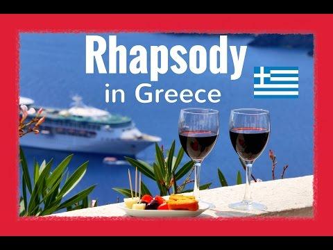 Rhapsody Greek cruise Greek Islands