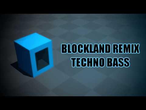Blockland Remix - Techno Bass (Piano Bass)