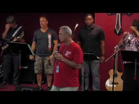 Church on the Street Phoenix 07-25-2016 Sunday Evening Service with Redeemed International Church