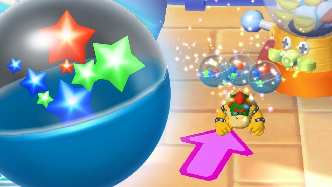 All 3 Miracle Capsules in Mario Party 5 | Rare Oddities #02