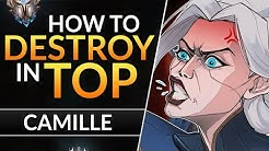 The ULTIMATE CAMILLE GUIDE - Best Tips and Tricks to CARRY and RANK UP | League of Legends Top Guide