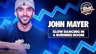 SLOW DANCING IN A BURNING ROOM - John Mayer | A Mais Pedida Cifra Club