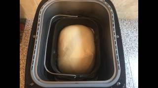 Дрожжевое тесто в хлебопечке для пирогов, беляшей, пирожков и запеканок. Рецепт. Panasonik 2502