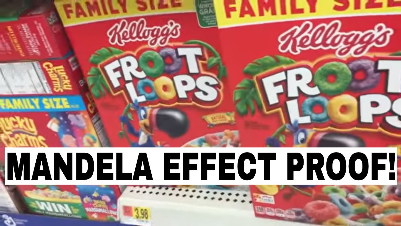 mandela effect fruit loops
